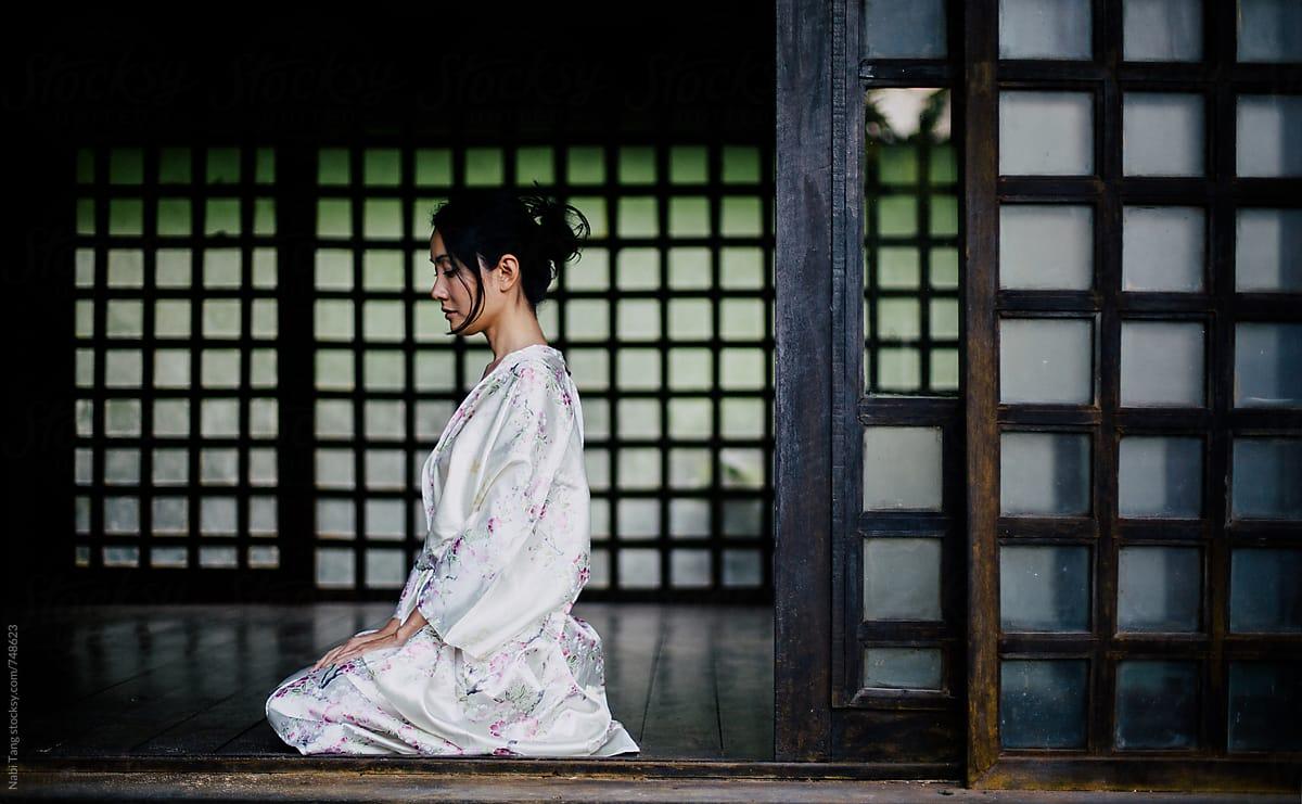 tính cách phụ nữ Nhật - xinh đẹp