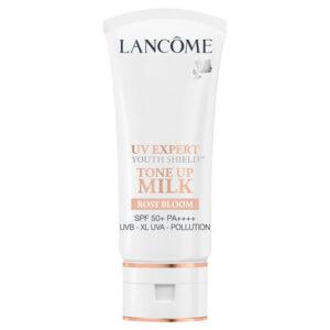 Lancome UV EXPERT TONE UP MILK ROSY BLOOM