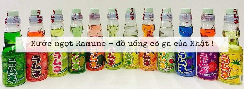 Nước ngọt Ramune