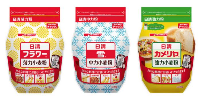 Bột mì của Nhật