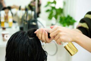dưỡng tóc của Nhật - tonic