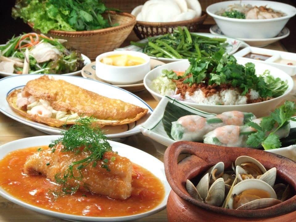 nhà hàng Việt ngon nhất Tokyo Vietnam Frog