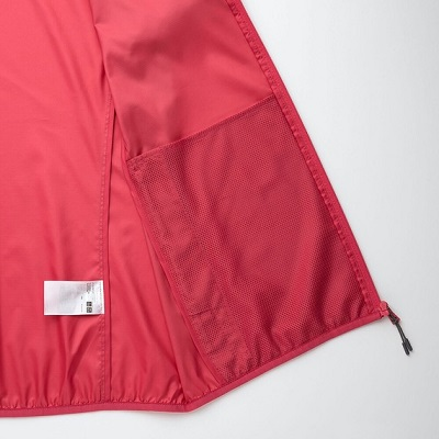 áo chống nắng Uniqlo vải dù