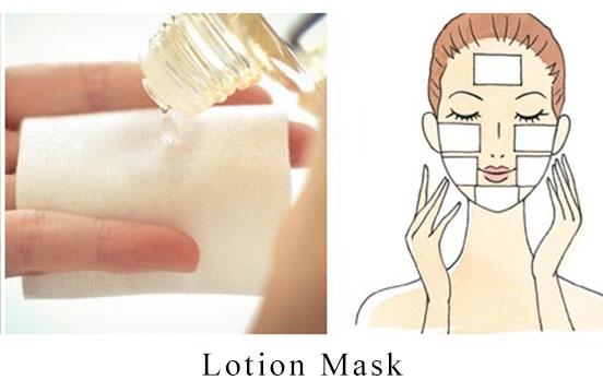 toner cho da dầu của Nhật - lotion mask
