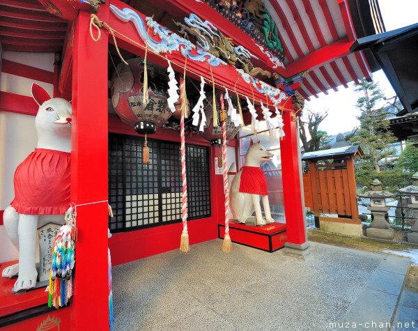 du lịch matsumoto đền inari