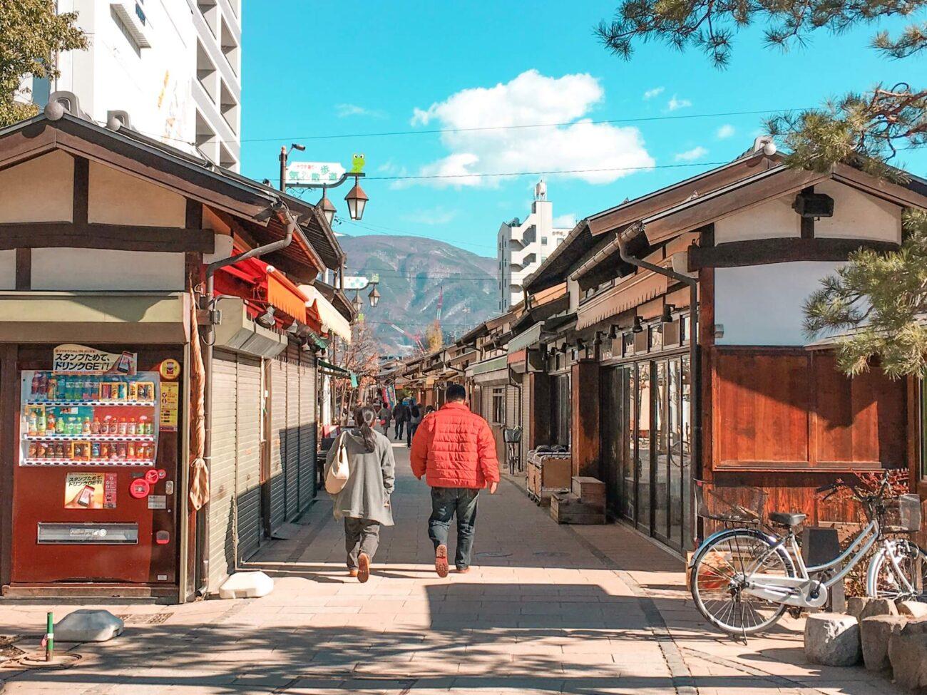du lịch matsumoto nawate dori