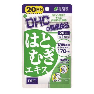 Viên uống dưỡng trắng da DHC