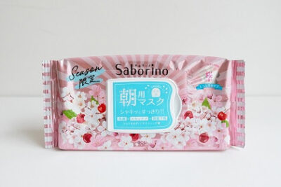 Mặt nạ giấy Saborino