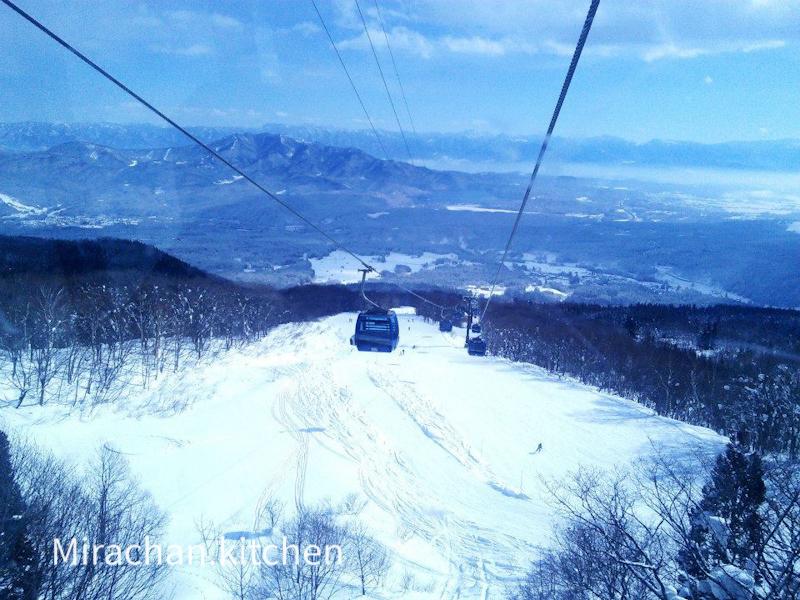 trượt tuyết ở Niigata
