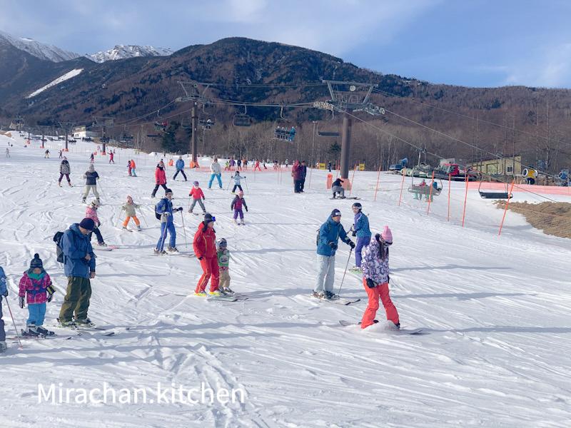 Điểm trượt tuyết gần Tokyo