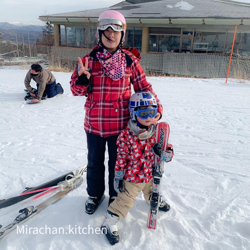 Quần áo trượt tuyết ở Nhật