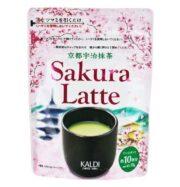 Bột trà xanh matcha latte