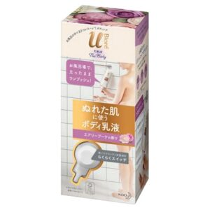 Biore U The Body Emulsion for Wet Skin