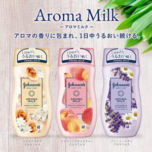 Johnson Body Care Aroma Milk