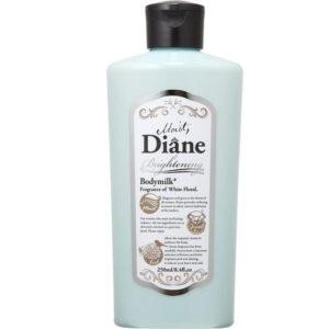 Moist Diane Brightening Body Milk White Floral