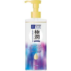 Tẩy trang Hadalabo Gokujyun Premium Hyaluronic Acid Micelle Cleansing Lotion