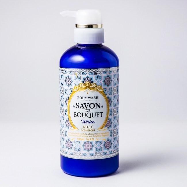 Sữa tắm trắng da Kose Savon De Bouquet White
