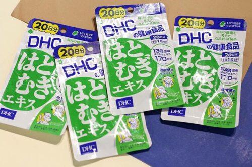 Viên uống dưỡng trắng da của Nhật