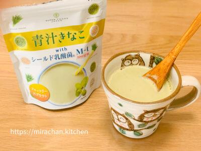 Bột đậu nành men vi sinh của Nhật