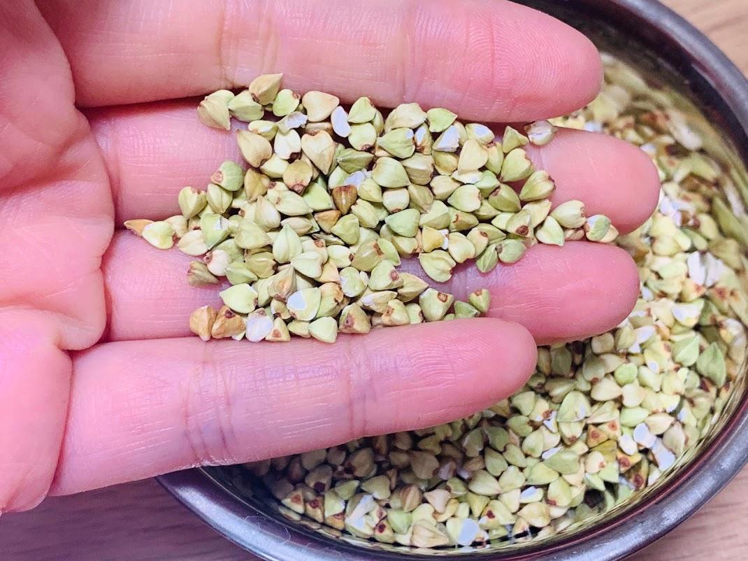 gạo ngũ cốc Nhật Sobamai