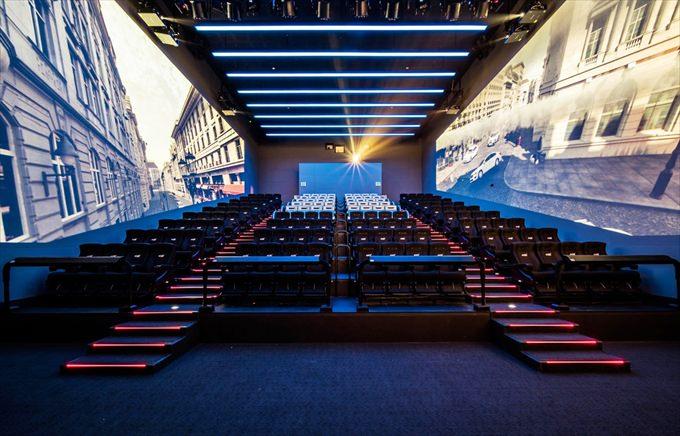 Rạp chiếu phim ở Nhật