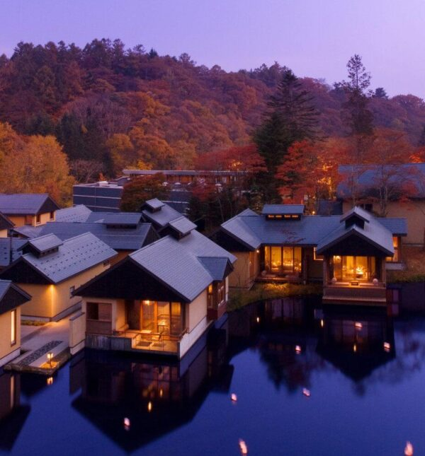 Khách sạn nổi tiếng ở Nhật
