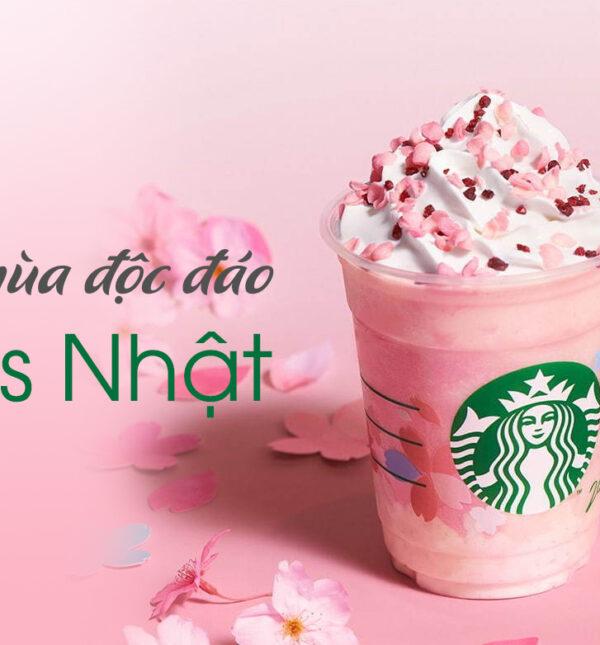 menu Starbucks ở Nhật - cover