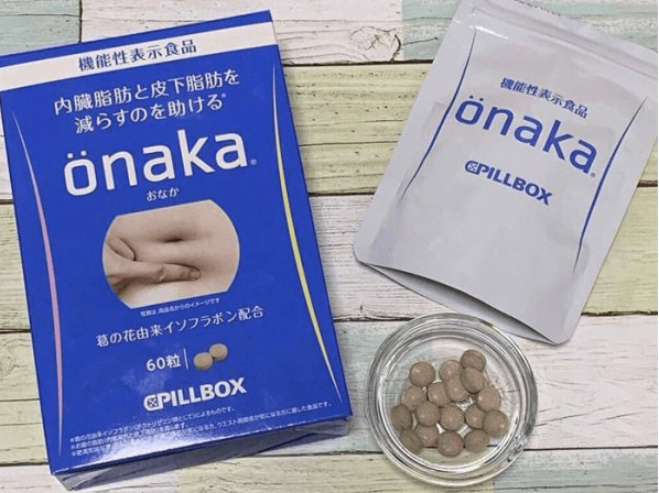 Thuốc giảm cân Okana của Nhật