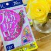 Viên uống hoa hồng DHC Nhật Bản
