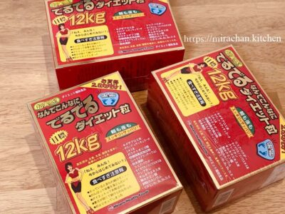 thuốc giảm cân Deru deru của Nhật