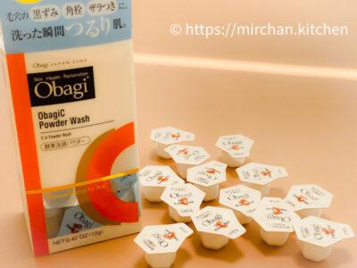 Bột rửa mặt Nhật Bản Obagi