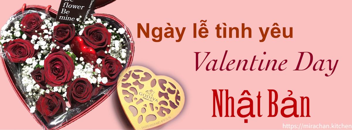 Ngày lễ tình yêu Valentine ở Nhật