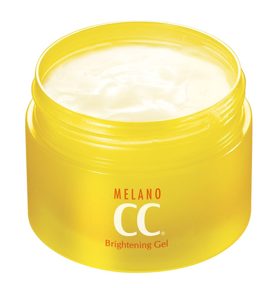 Gel dưỡng trắng cho da dầu Melano CC